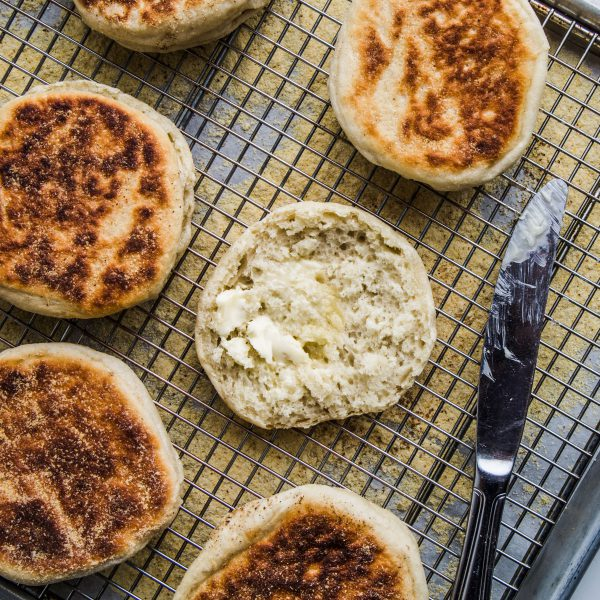 İngiliz Muffin Tarifi