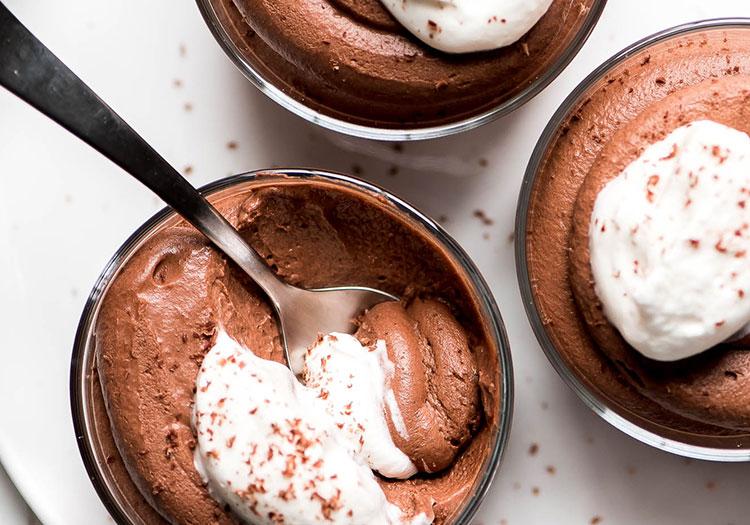 Çikolata Mus Tarifi