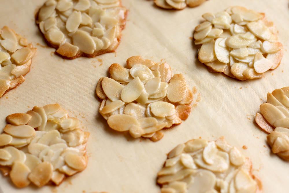 Almond Tuile Recipe