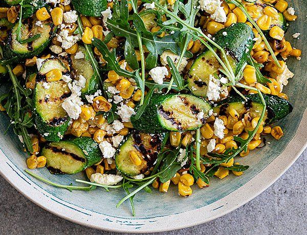 Izgara Kabak Salatası